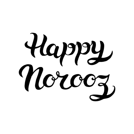 end of year: title Happy Norooz. Word Norooz mean the traditional Persian New Year Holiday, which celebrate in the end of March.