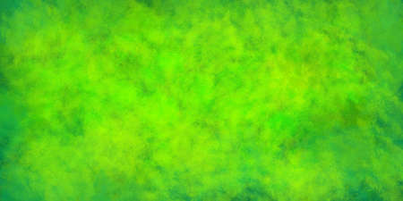 green bright saturated light spotted abstract artistic background, with light texture. Basis for eco banners, brochures, covers