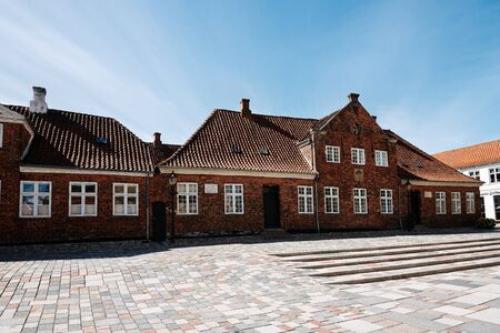 Ribe, a 1300 years old town.