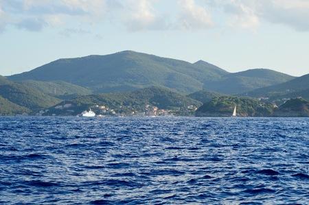 elba: Elba island