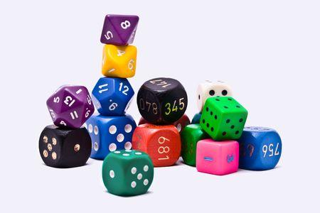 boardgames: Dices
