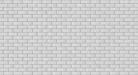 intentionally: the wall is intentionally of white color so the artist can easily apply the color he needs