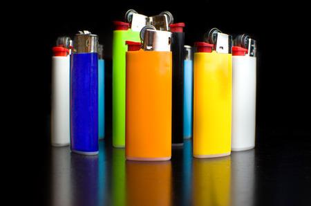 encendedores: lighters