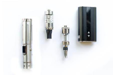 bad habit: electronic cigarettes