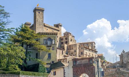 lazio: Lazio Region - Bolsena Stock Photo