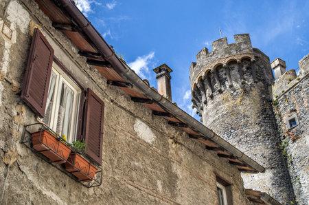 lazio: Bracciano - Rome - Lazio - medieval glimpse
