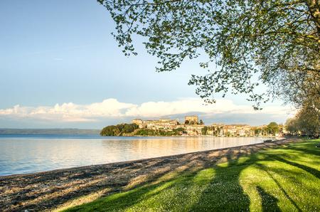 lazio: Capodimonte - Bolsena Lake - Viterbo - Lazio - Italy