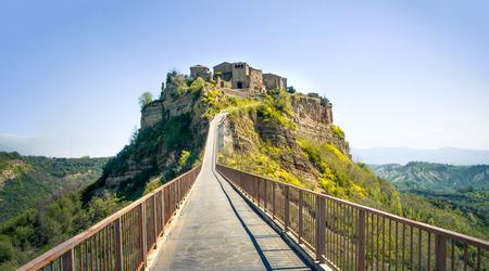 lazio: Bagnoregio - Lazio - Viterbo italian village