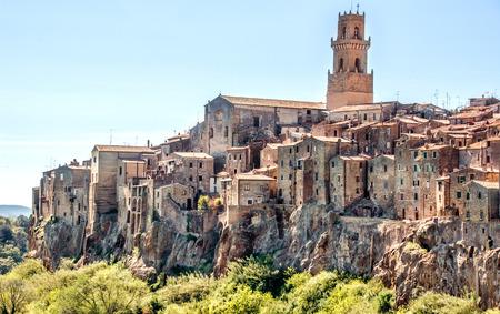 Pitigliano -  Grosseto - Tuscany - italy