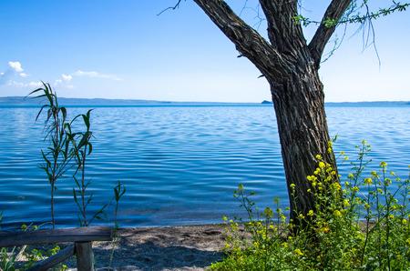 lazio: Bolsena lake shore - Viterbo - Lazio - Italy travel