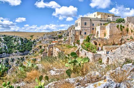 foggia: Puglia church hermitage Pulsano - Monte Sant Angelo - Foggia - Gargano