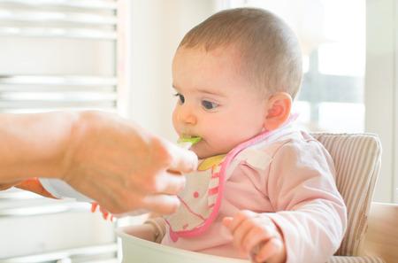 habit: weaning feed newborn food habit