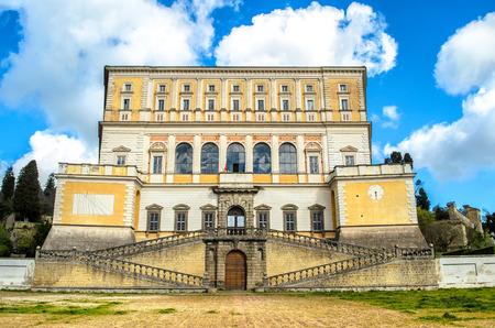 Villa Farnese Caprarola Lazio Viterbo Italy