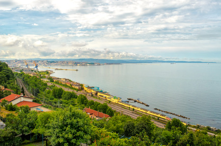 adriatico: Gulf of Trieste - Friuli Venezia Giulia Italy