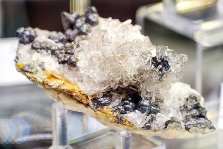 barite mineral baryte goethite
