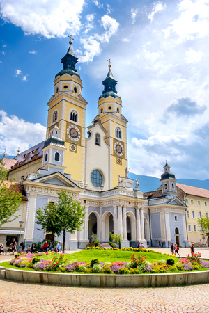cathedral of Bressanone - Trentino Alto Adige - Italy