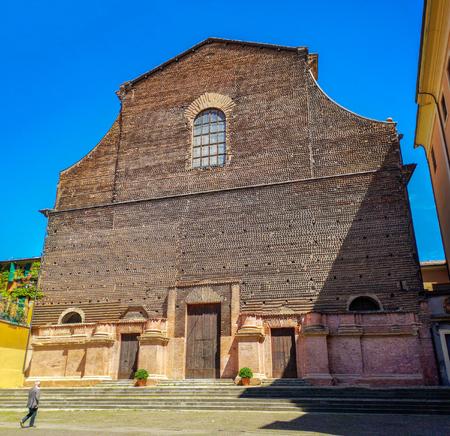 the former Santa Lucia church in Bologna - Emilia Romagna - Italy