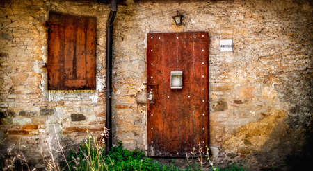 old door horizontal photography italy architecture in Monteveglio