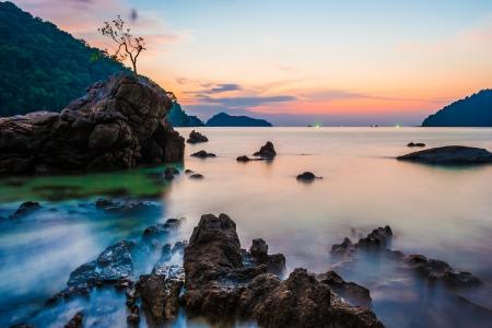 surin: surin island Stock Photo