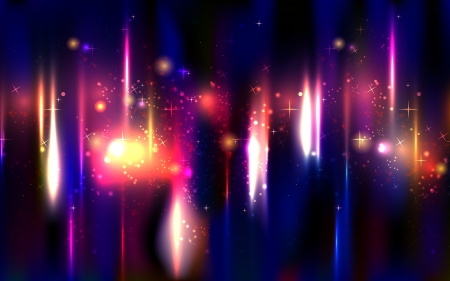 abstract Space background photo