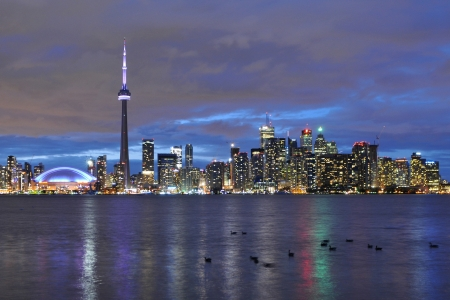 Toronto Skyline Stock Photo - 15958175