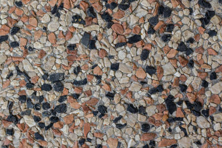 stone effect outdoor tiles 版權商用圖片