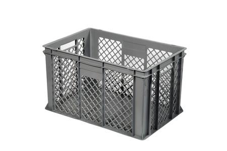 preservation: plastic crate for transport and preservation foods