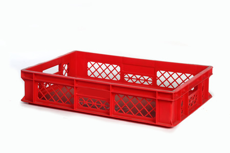 spendings: plastic crate for transport and preservation foods