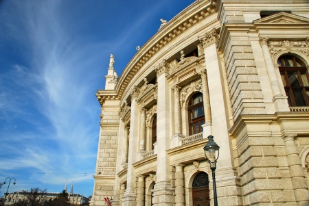 Burgtheater, Vienna Editorial