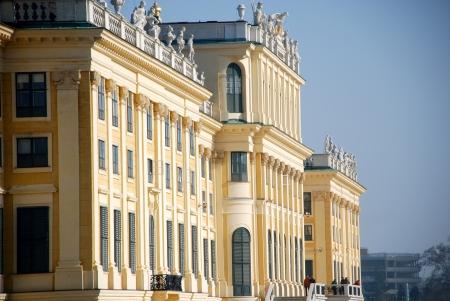 Sch�nbrunn Castle, Vienna, Austria