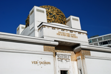 Secession hall, Vienna Editorial