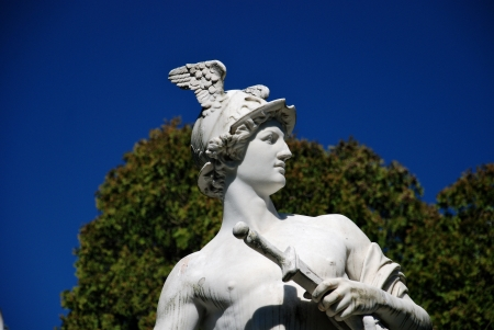 hermes: Hermes statue, Hermesvilla, Vienna
