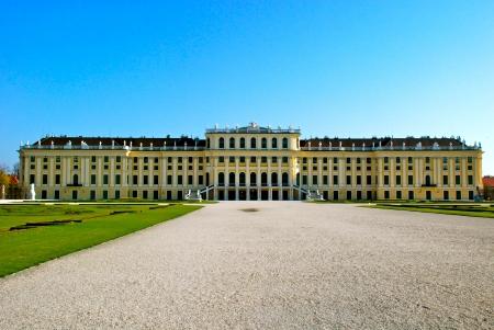 nbrunn: Sch�nbrunn Castle, Vienna, Austria