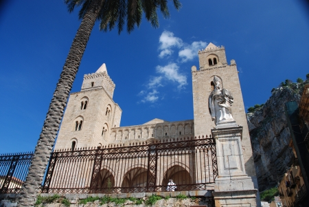 Cefalu Cathedral, Sicily