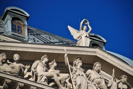 Vienna, University building
