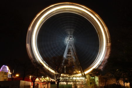 Prater Giant Ferris Wheel, Vienna Editorial