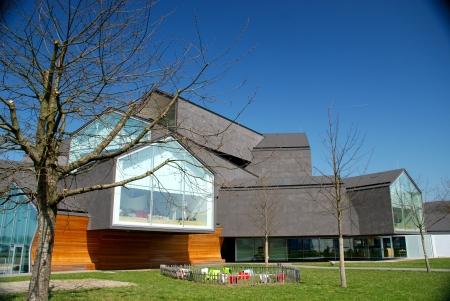 german swiss: Vitra House by Herzog and de Meuron, Weil am Rhein, Germany Editorial