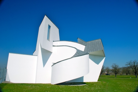 Vitra Design Museum by Frank Gehry, Weil am Rhein, Germany