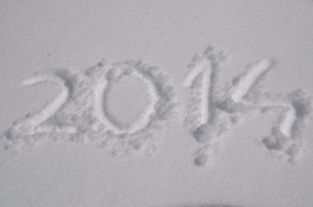 2014 in the snow