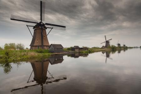 yel değirmenleri: Hollandalı fırıldak