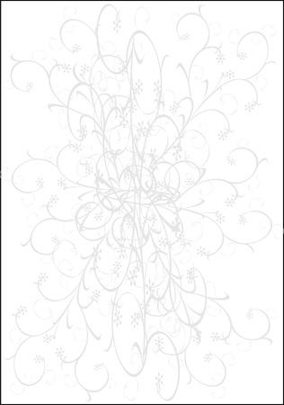 Floral, light background