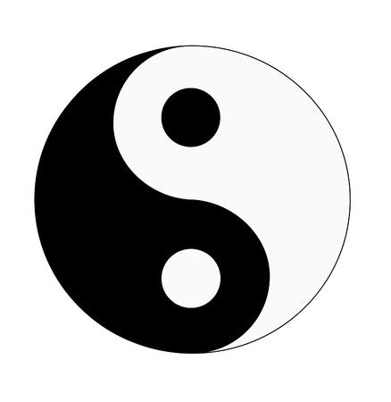 yin yang: Yin   Yang