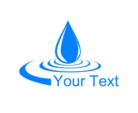 drop of water Stock Vector - 22510119