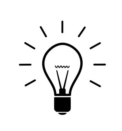 Bulb illustration   Illustration
