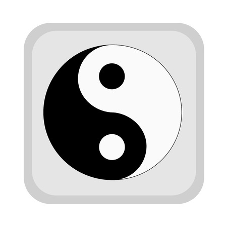 plenitude: Yin   Yang Illustration