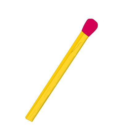 caja de cerillas: Partido de colores