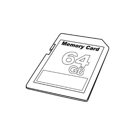 sd card: SD card