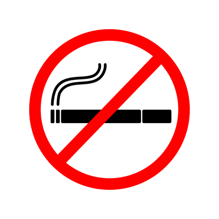 designate: no smoking sign