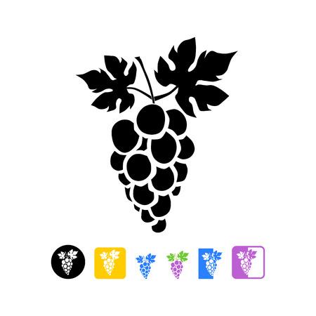 vitis: grapes icon