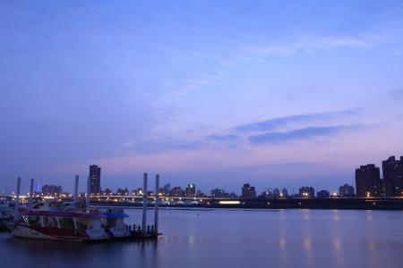 Tataocheng pier Editorial